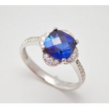 Dámsky prsteň biele zlato Darien JM1752